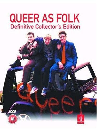 Queer As Folk Collectors Box [Reino Unido] [DVD]: Amazon.es: Queer ...
