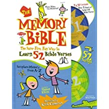 The Memory Bible: The Sure-Fire, Fun Way To Learn 52 Bible Verses