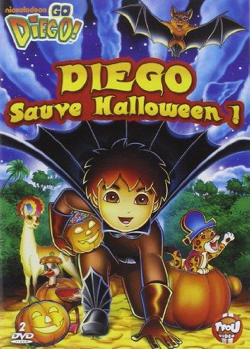 Go Diego! - Diego sauve Halloween ()
