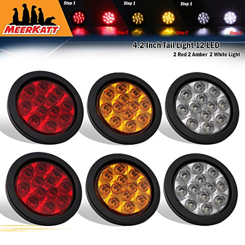 Round Led Rear Lights in US - 5
