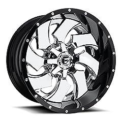 20x10 Fuel Offroad Wheels D240 Cleaver BP: 8x170 ET: -19 Hub: 125.1