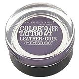 Maybelline New York Eyestudio ColorTattoo Metal 24HR Cream Gel Eyeshadow, Vintage Plum, 0.14 oz.