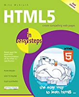 HTML5 in easy steps, 2nd Edition Front Cover