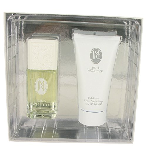 JESSICA MC CLINTOCK by Jessica McClintock Perfume Gift Set for Women (EAU DE PARFUM SPRAY 3.4 OZ & ()