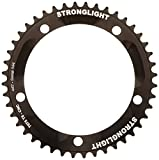 Stronglight Zicral 7075 Track 1/8 inch 144mm Black Chainring - 49T