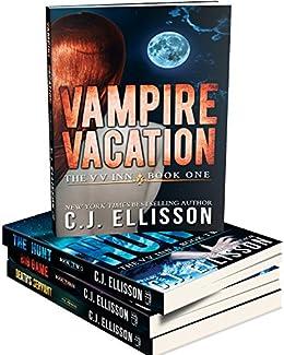 The V V Inn Series Box Set, Books 1-3 & Death's Servant: Adult Urban Fantasy by [Ellisson, C.J.]