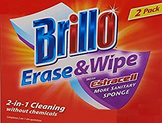 product image for BRILLO BASICS - ERASE & WIPE with ESTRACELL ( 2 )