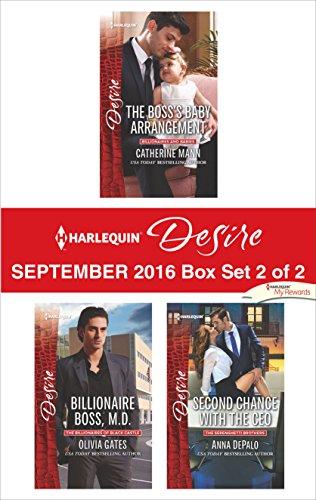 book cover of Harlequin Desire September 2016 - Box Set 2 of 2
