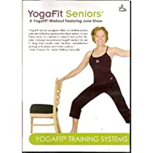 YogaFit Seniors featuring June Shaw