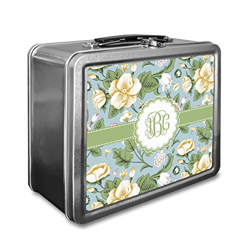 Vintage Floral Lunch Box