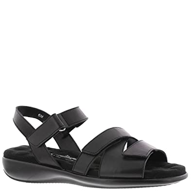 Walking Cradles Sandrine Flat Sandal (Women's) 3AiD3D0ilR