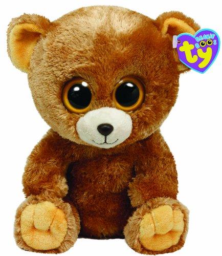 Amazon.com  Ty Beanie Boos - Honey the Bear  Toys   Games 8229a220e8a