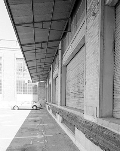 - Historic Photo   Southern Pacific Railroad Depot, Railroad Terminal Post Office & Express Building, Fifth & I Streets, Sacramento, Sacramento County, CA 8 Photograph 24in x 30in