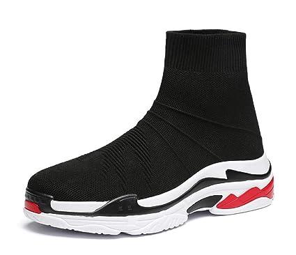 810da9b55915a Amazon.com: GLSHI Men Socks Shoes Casual Fashion Couple Shoes ...