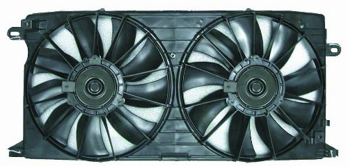 Depo 332-55002-000 Dual Fan Assembly 02-00-332-55002-000