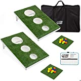 Golf Cornhole Chipping Game for Adults and