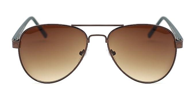 TIJN - Lunettes de soleil - Homme - marron - Medium  Amazon.fr  Vêtements  et accessoires a33a4a449774