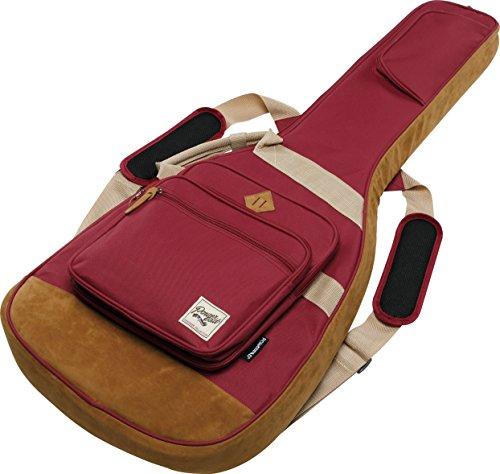 Ibanez IGB541WR POWERPAD Electric Guitar Gig Bag, Wine Red
