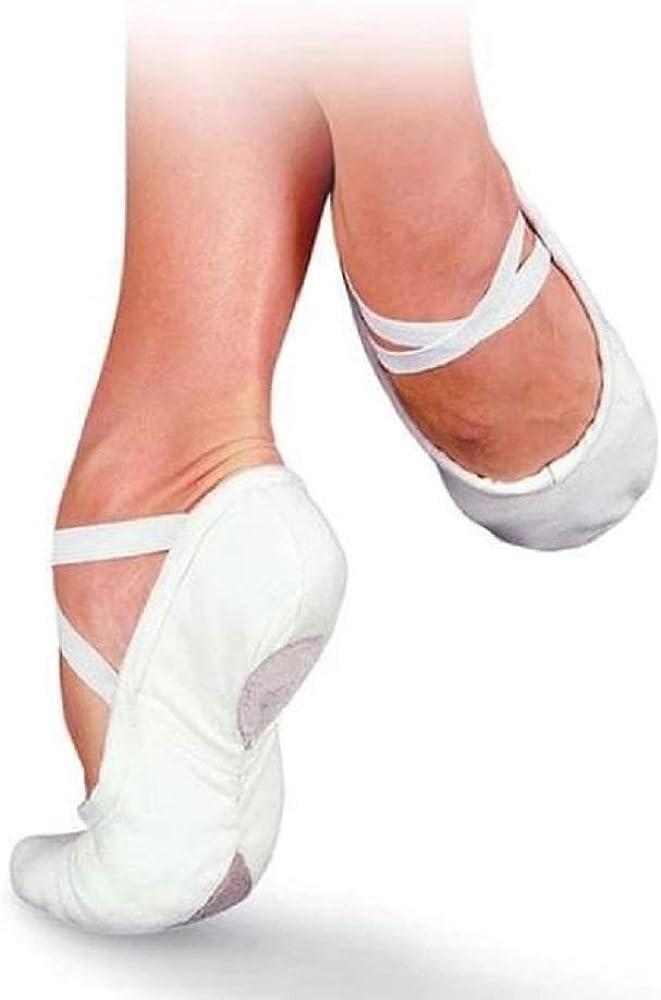 Sansha Silhouette 3C Soft Ballet Shoe Flat Gymnastics Unisex