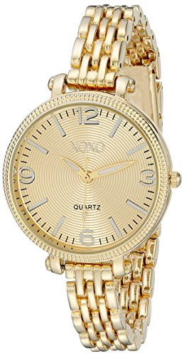 XOXO Women's XO5754 Gold-Tone Watch