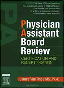 PANCE/PANRE Review Resources - AAPA