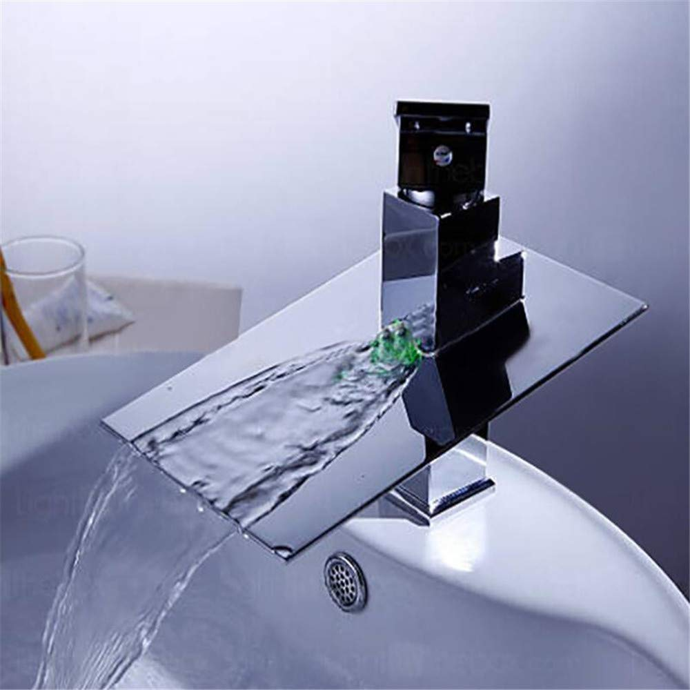 Basin Mixer Tap Faucet Full Copper Color Faucet Double Bathtub Faucet