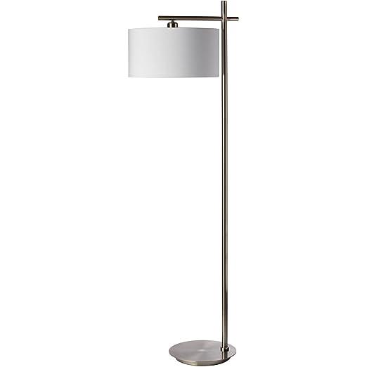 Amazon.com: Lámpara de pie 1 bombilla de fijación con ...