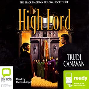 The High Lord Hörbuch