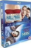 Hall Pass/Yes Man [Region B] [Blu-ray]