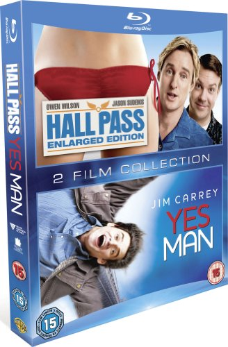 Hall Pass/Yes Man Double Pack [Blu-ray] [2012] [Region Free]