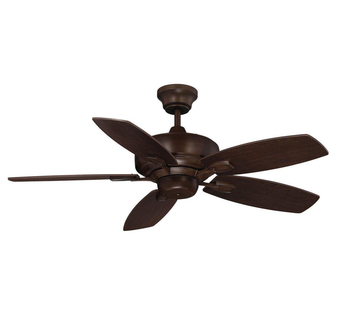 Savoy House 42-830-5RV-129 Wind Star Ceiling Fan,42'', Espresso