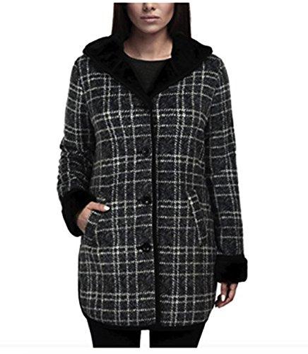 Plush Hooded Jacket - 6