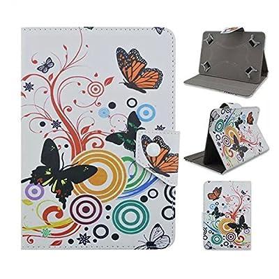 Tsmine Fashion Flip Case for NuVision Tablet PC by Tsmine Technology Co. Ltd