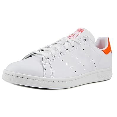 adidas uomini stan smith bianco / rosso f37640 (dimensioni: