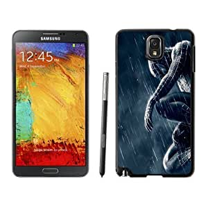NEW Custom Designed For Iphone 5/5S Case Cover Phone With Spiderman 3 Rain_Black Phone