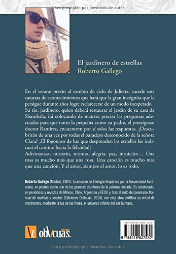 EL JARDINERO DE ESTRELLAS (Spanish Edition): ROBERTO GALLEGO: 9788416627530: Amazon.com: Books