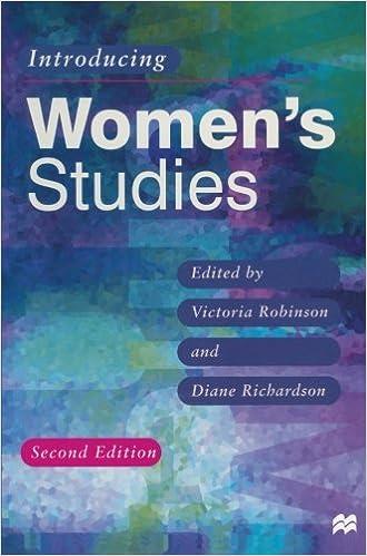 womens studies degree