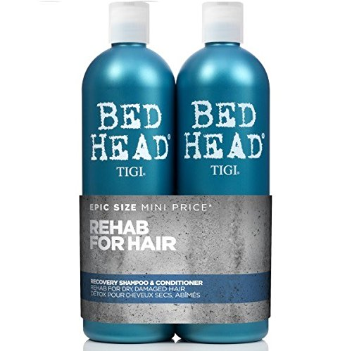 BED HEAD by TIGI Urban Antidotes Recovery Tween Duo Moisture Shampoo and...