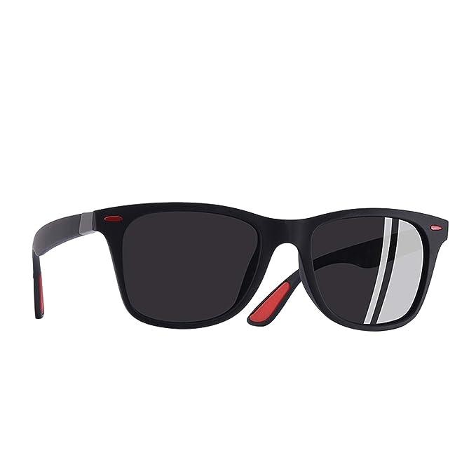 Amazon.com: HeartU TR90 - Gafas de sol polarizadas para ...
