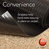 Resilia - Black Plastic Carpet Runner/Protector