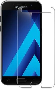 2-Pack] Protector de Pantalla para Samsung Galaxy A3 2017,AICEK ...