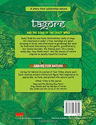 Tagore and the Song of the Crazy Wind (A Story That