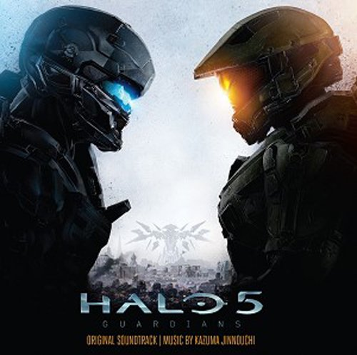 Price comparison product image Halo 5: Guardians Original Soundtrack [2 CD/2LP/Blu-ray][Limited Edition Box S