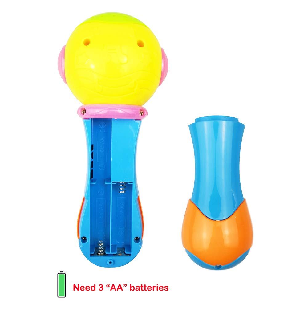 Toy for 6-12 Month Baby Toddler, Toy Microphone for 9-18 Month Girl Boy Toys Gift for 1-3 Year Old Babies Girl Music Toy for 12-24 Month Toddler Boys Birthday Gift Toy Age 1 2 3 by Jeacy (Image #6)