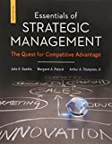 img - for Essentials of Strategic Management: The Quest for Competitive Advantage book / textbook / text book