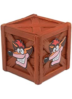 Koch Media Crash Bandicoot Crate Pelota Anti-Stress, aplicable