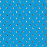 WallCandy Arts Removable Wallpaper, Push Pops Blue