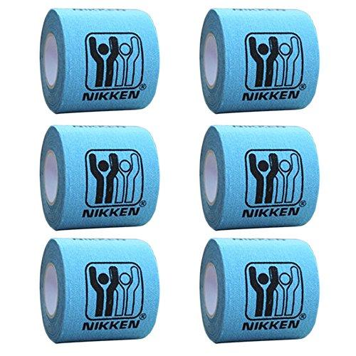 Nikken Kenkotherm Dynamic Underlayer Kinetic Tape - 6 Rolls by Nikken