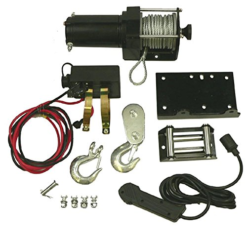 ATV Winch Motor Assembly Kit With Removable Toggle Switch DB Electrical WIN0014 2500 lb