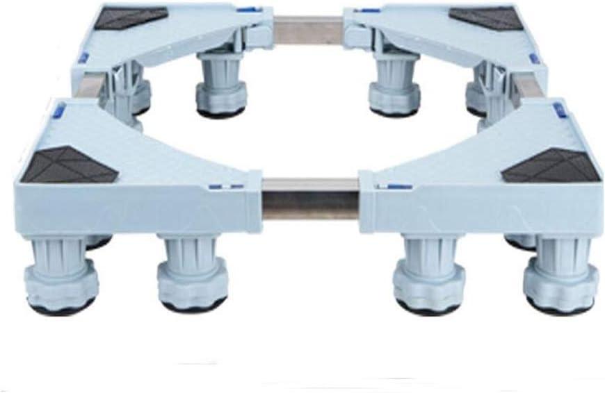 Byrhgood 洗濯機のための12のフィートブラケットブラケットのパッドの高い湿気の障壁ブラケット冷却装置ブラケット (Size : 10-13cm)